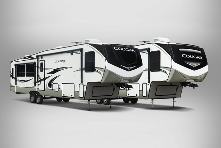 Keystone Cougar – the fifth wheel that evolves with your needs