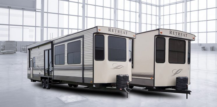 Our pre-owned RVs