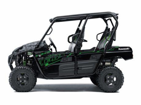 2020 Kawasaki Teryx4 EPS LE CAMO
