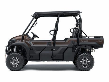 2020 Kawasaki MULE PRO-FXT EPS RANCH EDITION