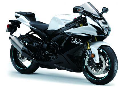 Suzuki GSX-R750 2020