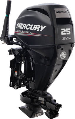 Mercury Jet 25hp