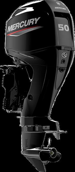 Mercury Fourstroke 50 EFI
