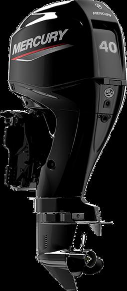 Mercury Fourstroke 40 4-Cylinder