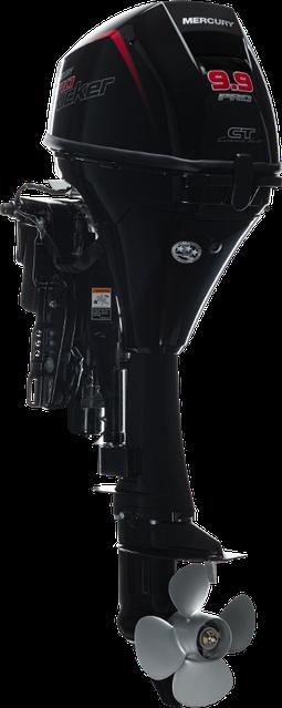 Mercury Fourstroke 9.9 Pro Kicker