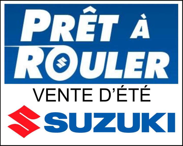 La vente d'été de VTT Suzuki Prêt à rouler