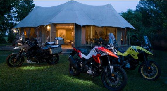 Promo Suzuki – Motocyclettes